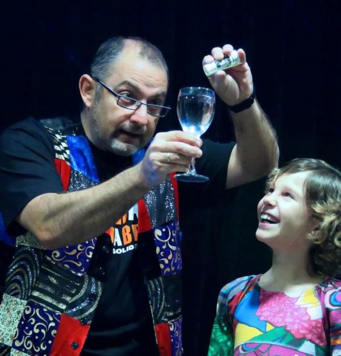 Mago para niños - magia para niños